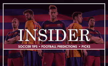 Insider soccer tips, football predictions, insider picks